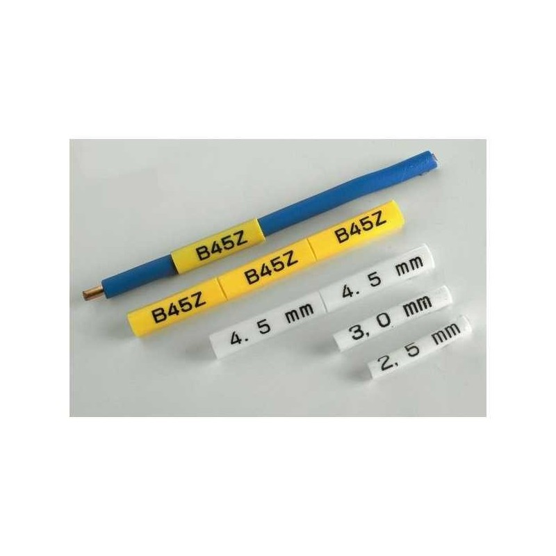BA-20 profil biały 2 mm