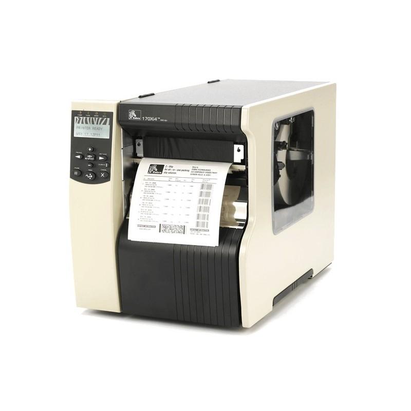 ZEBRA 170Xi4 przemysłowa drukarka etykiet
