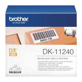 DK-11240 Etykiety Brother , białe, 102mm x 51mm, 600 szt