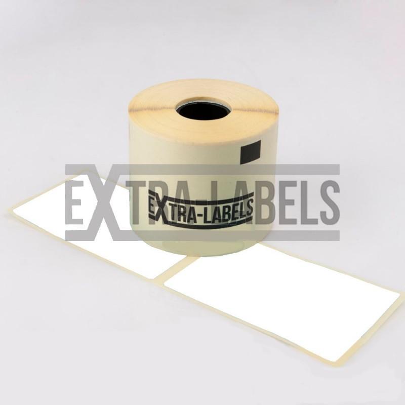 Etykiety termiczne ZE-62102 biała 62 x 102 mm